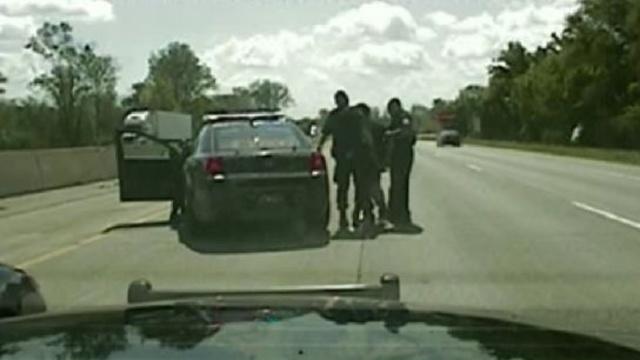 Southgate police chase arrest