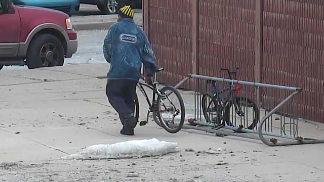 Sterling Heights bike thief 3