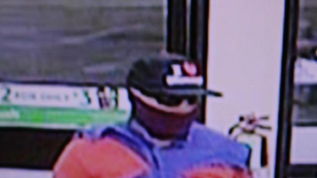 Suspect 2 handgun image 2