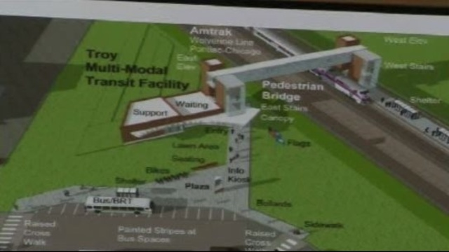 Troy transit center proposal NEW