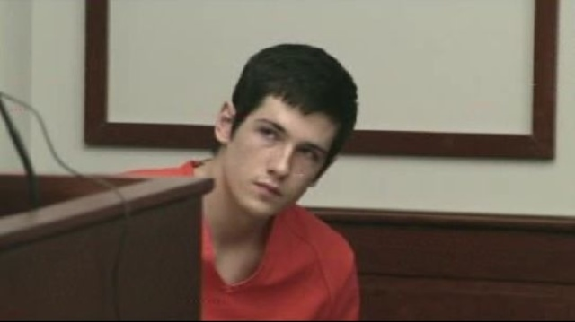 Tucker Cirpriano in court