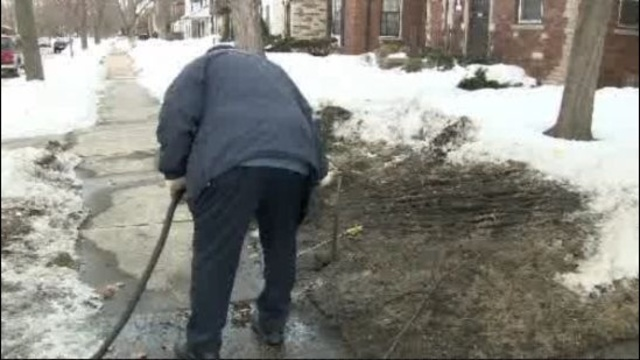 Water woes in Green Acres Detroit