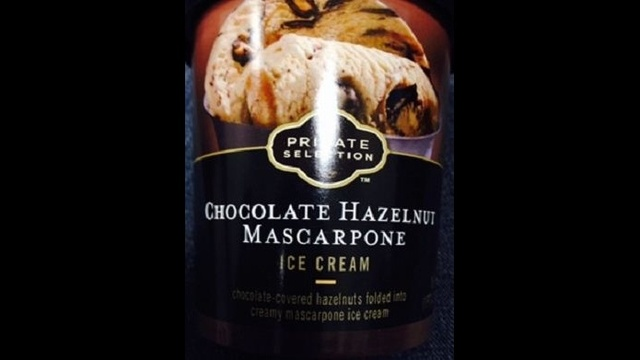 chocolate hazelnut mascarpone