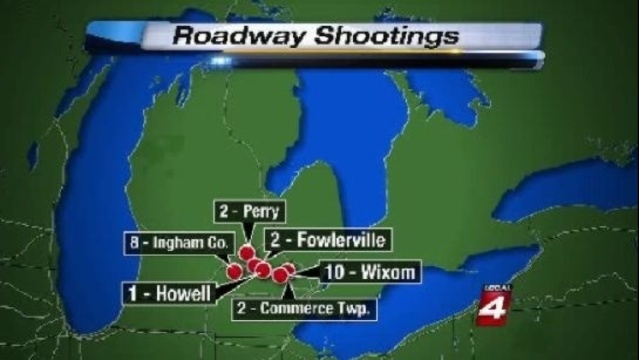 oct 29 roadway shooting layout
