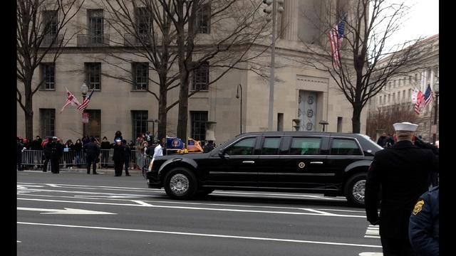 presidential-motorcade