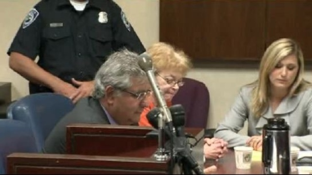 sandra layne in court