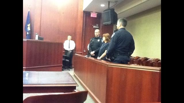Tonia Watson arraignment