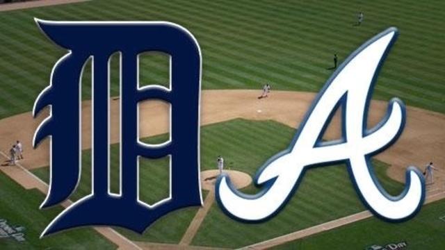 Tigers vs Braves - Baseball