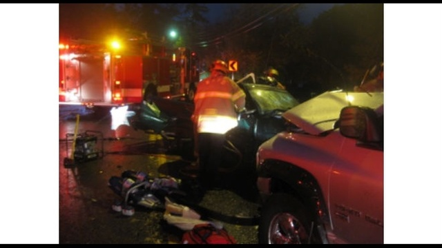Waterford traffic accident 2