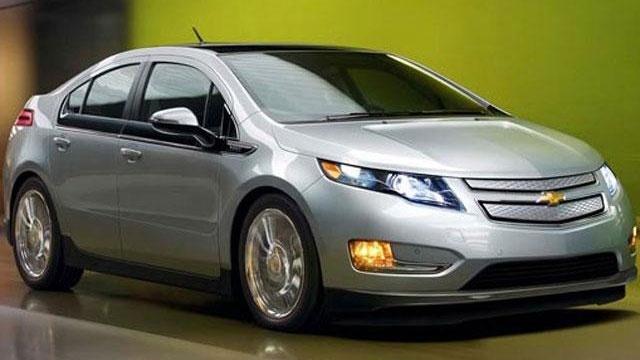 2011 Chevy Volt