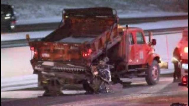 Davison crash feb 1 truck