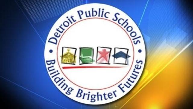 Detroit Public Schools Logo