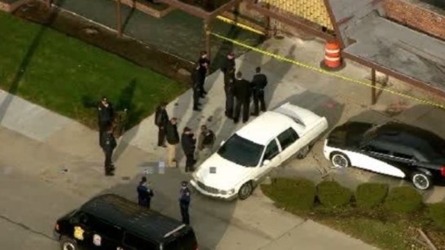 Detroit police officer shot city's east side