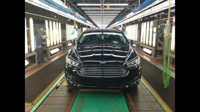 FLat Rock Ford Fusion car_21699810
