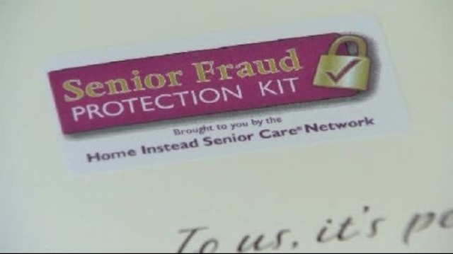 senior fraud prevention kit