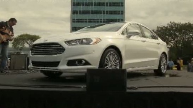 2013 Ford Fusion 2