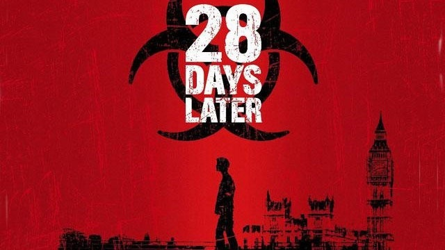 28 Days Later movie poster image