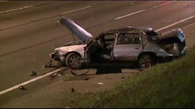 75 crash in Hazel Park1