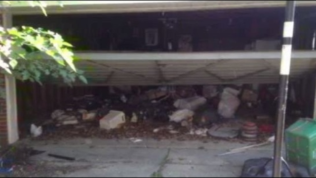 Allen Park rats foreclosed home blamed 1