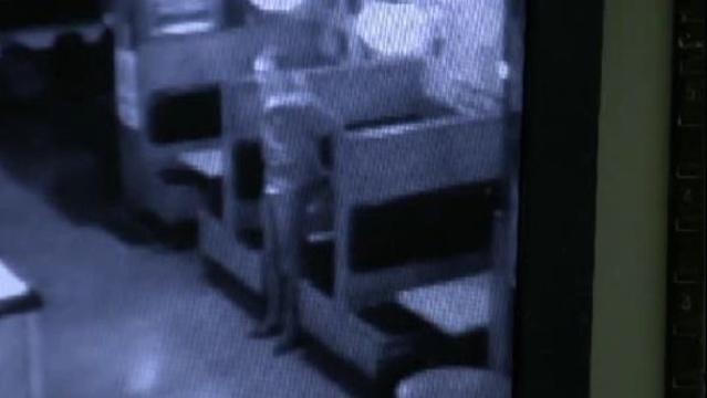 Anchor bar surveillance stolen pic