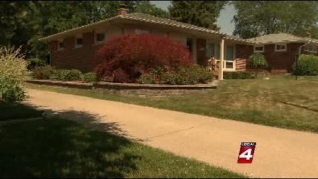 Ann Arbor murder home