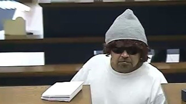 Bank robber Scarface 4