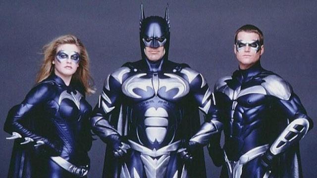 Batman and Robin movie image