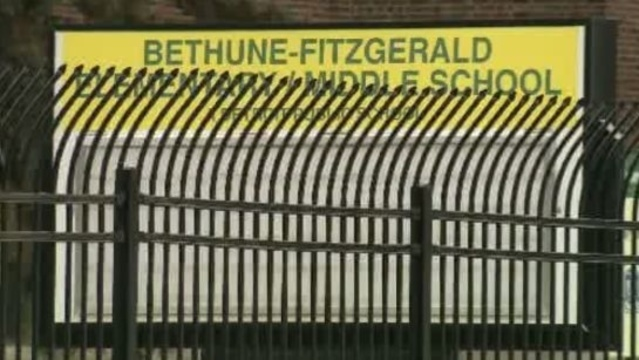 Bethun Fitzgerald school Detroit 1