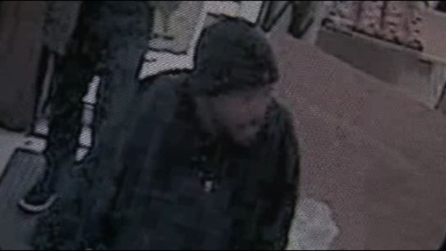 Big V party store robber