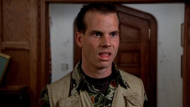 Bill Paxton as Chet in Weird Science