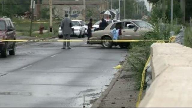 Bodies found Southfield Freeway Service Drive Joy Road Detroit 3