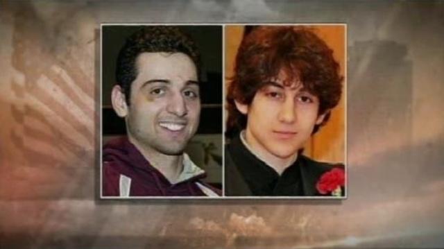 Boston bombings suspects