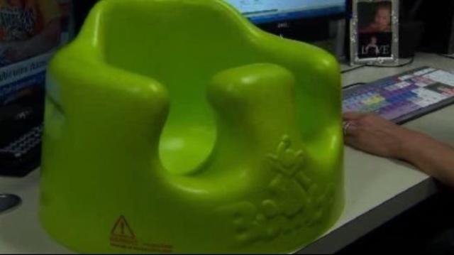 Bumbo child seat 2