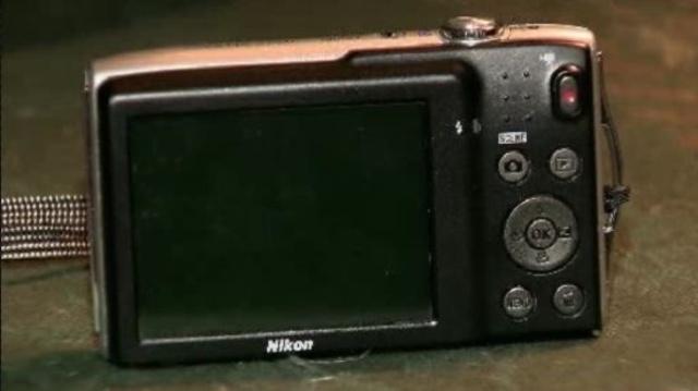 Camera found on I-94