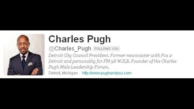 Charles Pugh twitter