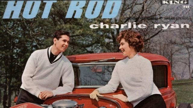 Charlie Ryan Hot Rod album cover