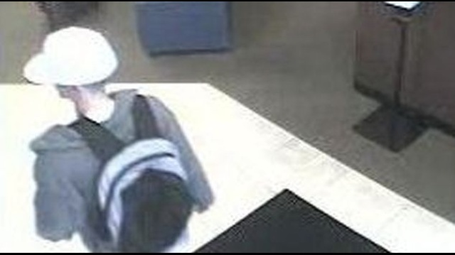 Chase bank robber