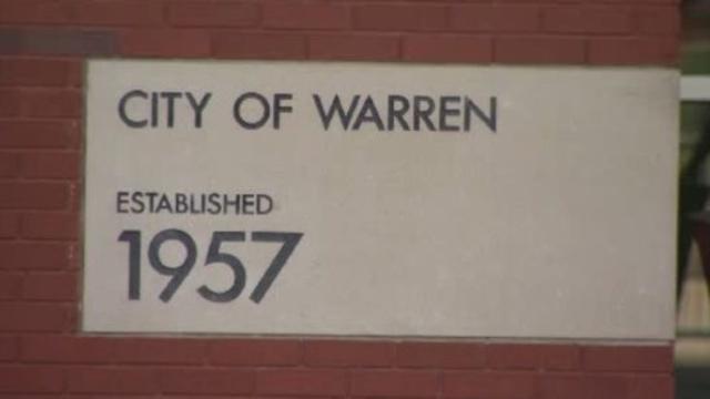 City of Warren established 1957