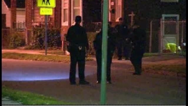 Clark Street shooting officers
