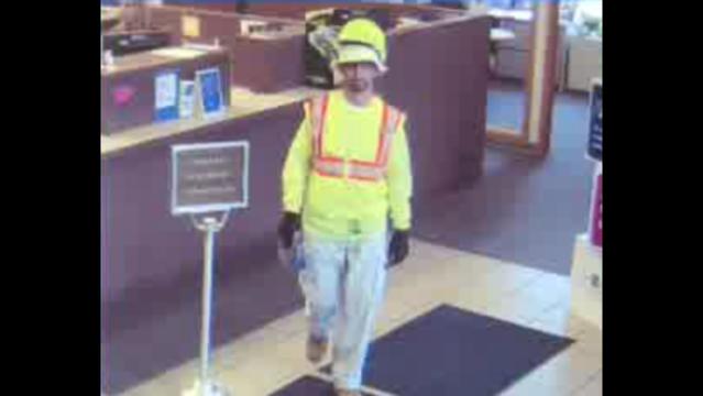 Clinton Township bank robber 1