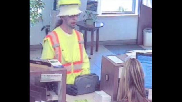 Clinton Township bank robber 3