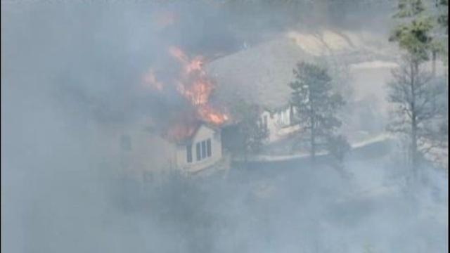 Colorado wildfires 1