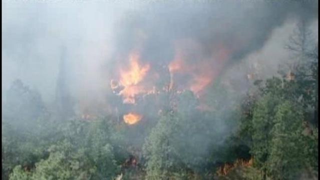 Colorado wildfires 2