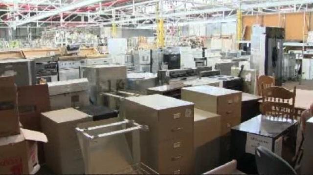 DPD auction furniture