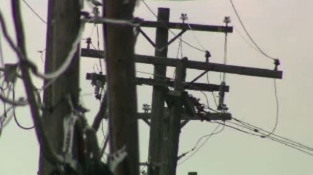 DTE power lines