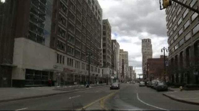 Dan Gilbert vision for downtown Detroit