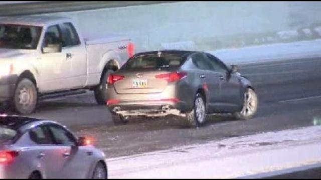 Davison crash car involved