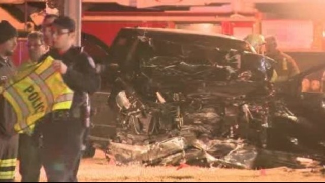 Deadly rollover crash Warren 2