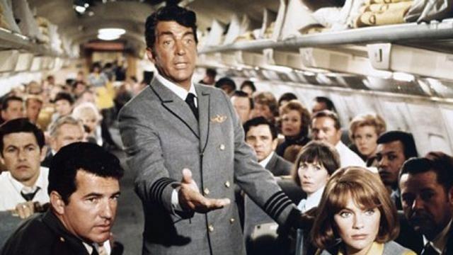 Dean Martin in Airport