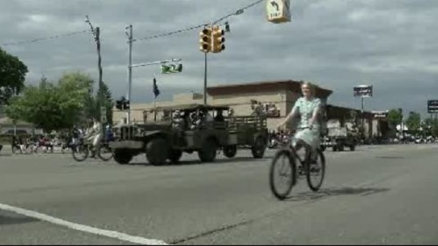 Dearborn Memorial Day parade 1